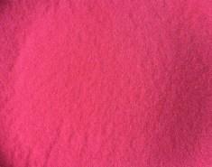 Sweet Poppy Stencil: Satin Glitters Deep Pink