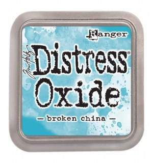 Distressed Oxide: Broken China