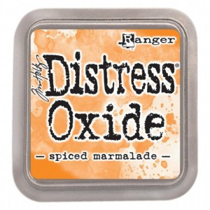 Distressed Oxide: Spiced Marmalade