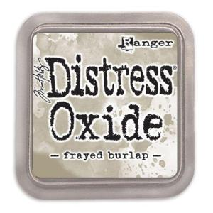 Distressed Oxide: Frayed Burlap