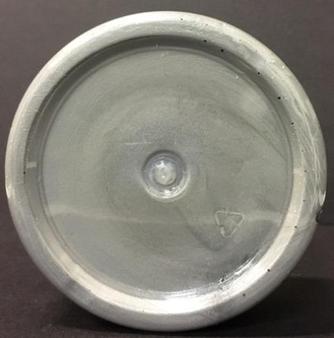 Stencil Dimensions: 50ml Silver -Pearl