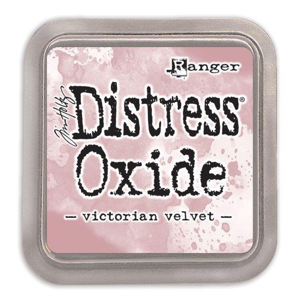 Distressed Oxide: Victorian Velvet