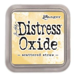 Distressed Oxide: Scattered Straw