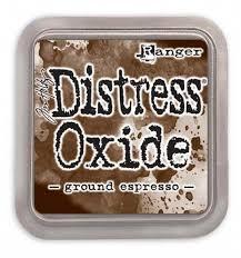 Distressed Oxide: Ground Espresso