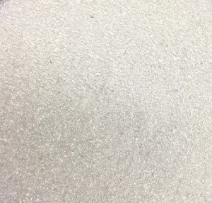Clear Glass Micro Beads - 250grm