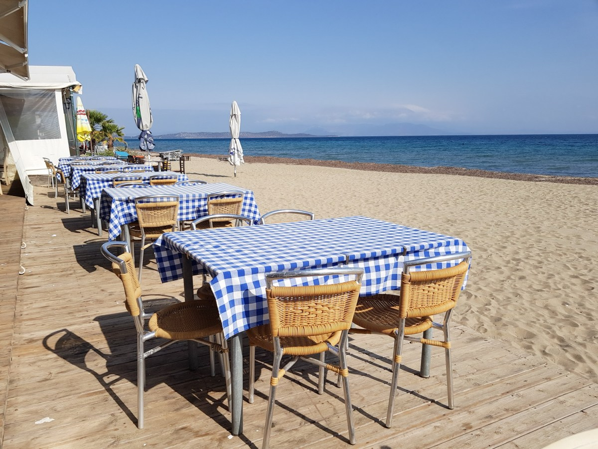 Seaside Taverna marathon