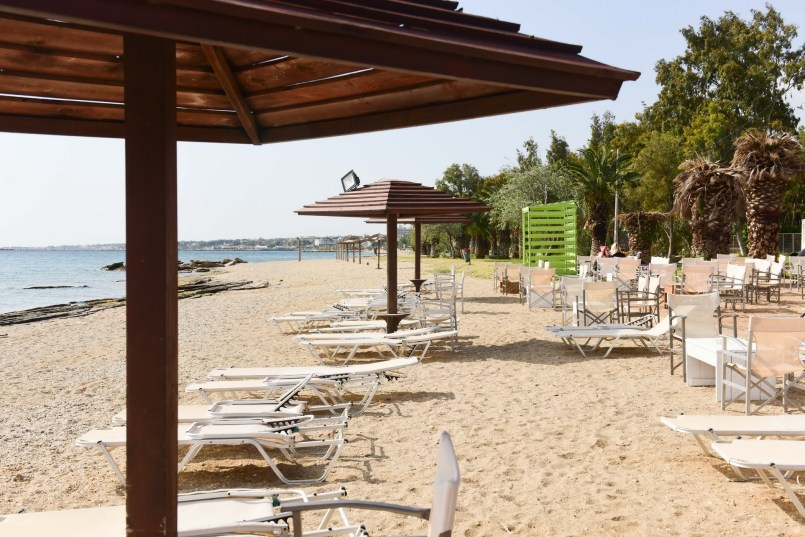 Nea Makri Beach Bar Magko