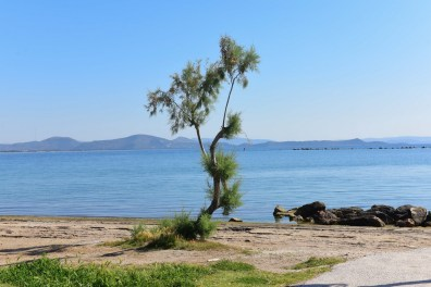 Nea Makri Sea Front Travel Blogger