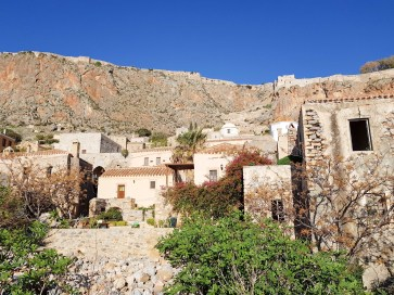 Greek Travel Photographer Houses in Monemvasia (2)