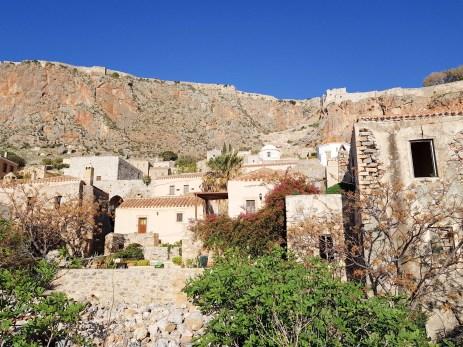 Greek Travel Photographer Houses in Monemvasia (2)