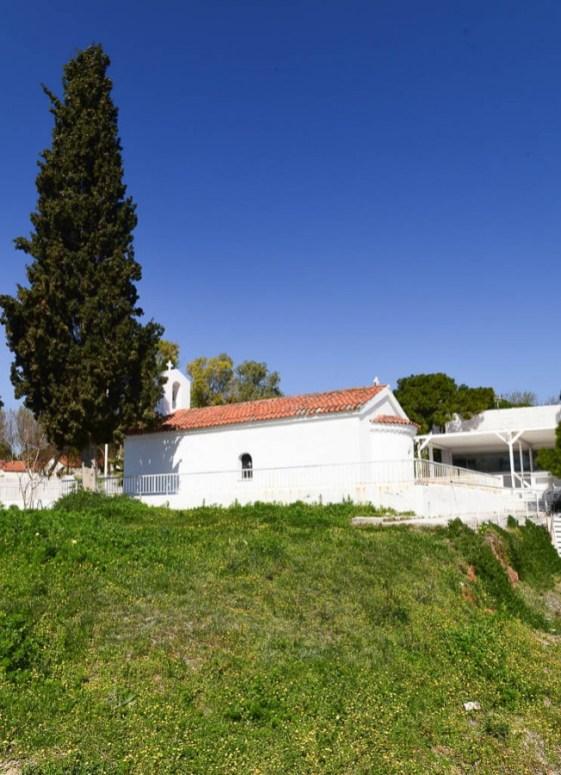 Saint Andrews Church Nea Makri Greece (2)
