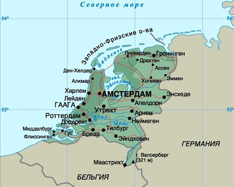 nederland-map_1