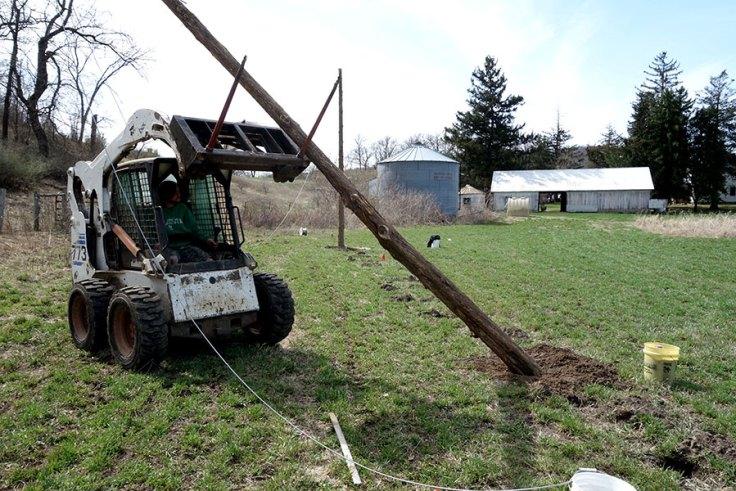 2014: Test row construction