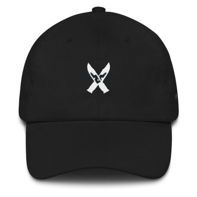 Sweet AF Supporter's Dad Cap - Front