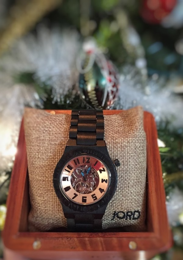 Designer Wood Watches from JORD