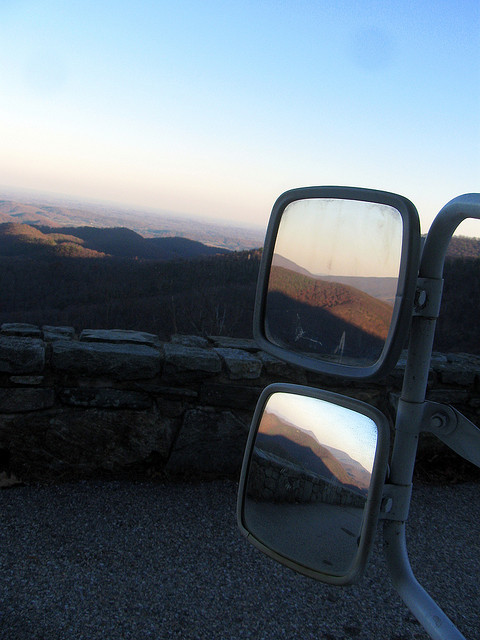 Travel Retrospective: Shenandoah National Park - Sweet and Savoring [photo by Andy Milford]