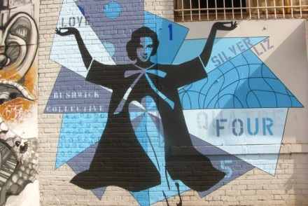 The Bushwick Collective: Brooklyn Street Art Part I - Sweet and Savoring