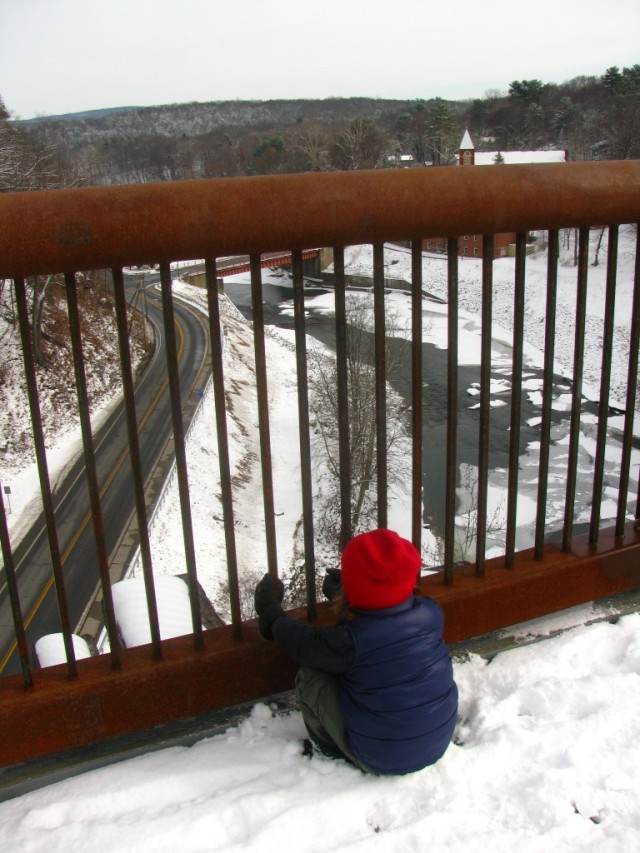 Rosendale Trestle: Adventures with the Kid - Sweet and Savoring