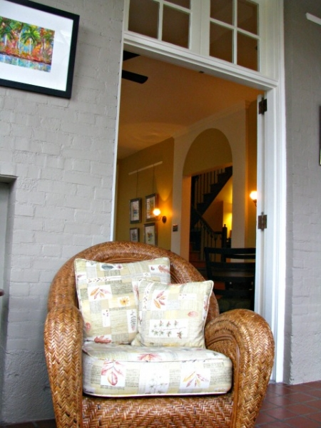 City House Bed & Breakfast Harrisburg, PA - Sweet and Savoring