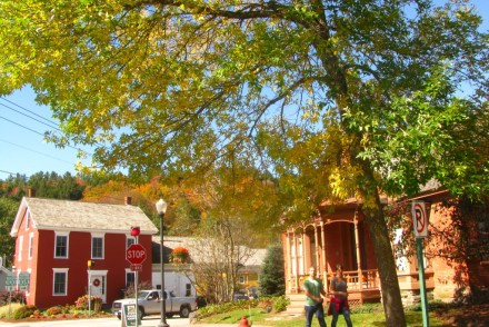 Travel Sunday: An Autumn Weekend in Vermont - Sweet and Savoring