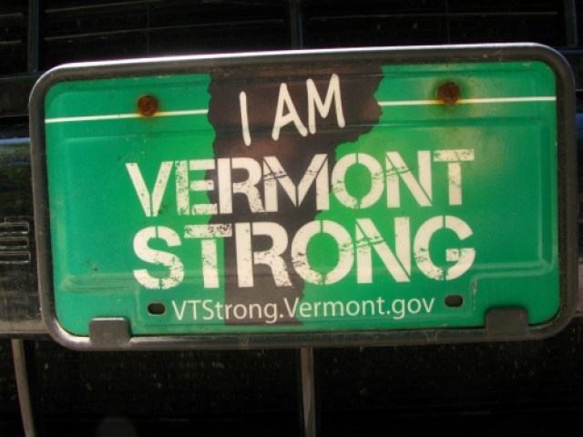 Signs & Stickers of Burlington, Vermont - Sweet and Savoring