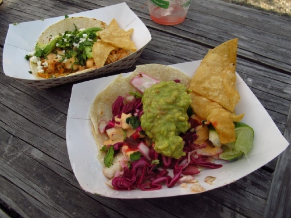 Food Trucks, Pizza, and Noodle Bowls: Delicious Foods of the Summer - Sweet and Savoring
