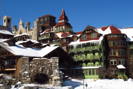 A Winter's Visit to Mohonk Mountain House - Sweet and Savoring