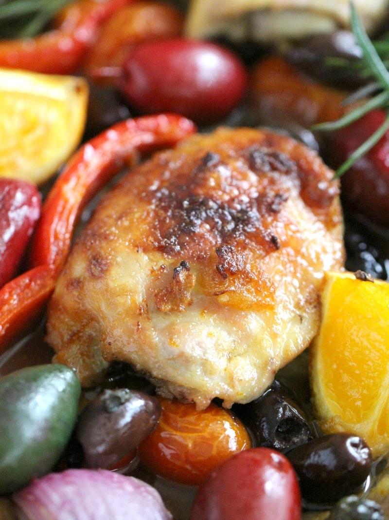 Best Mediterranean Chicken