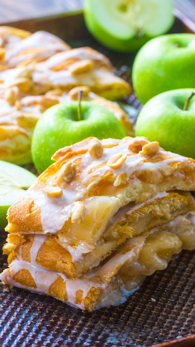 Easy Apple Pie Danish Recipe
