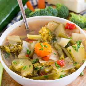 Instant Pot Weight Loss Soup