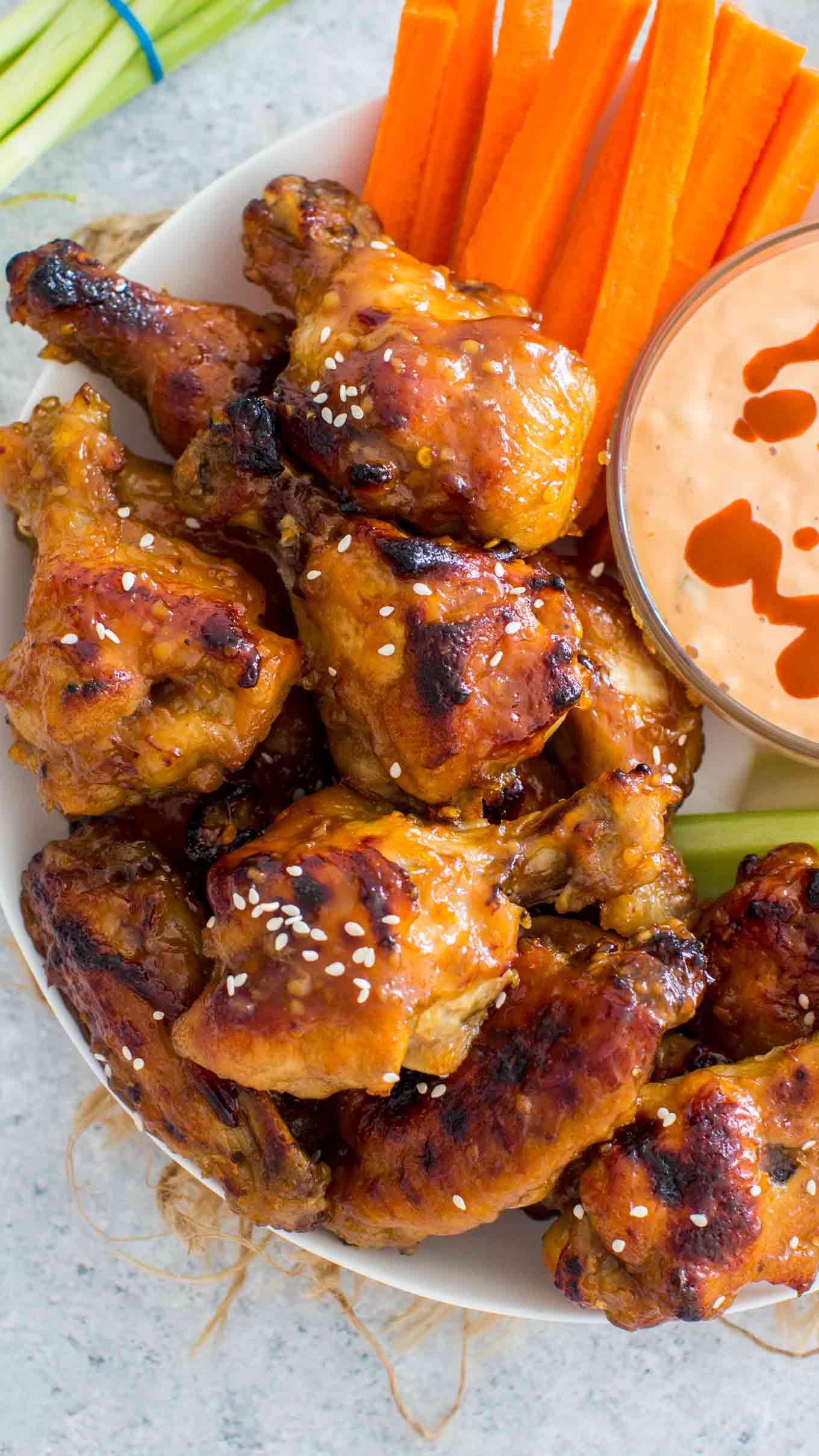 Best Instant Pot Chicken Wings Recipe