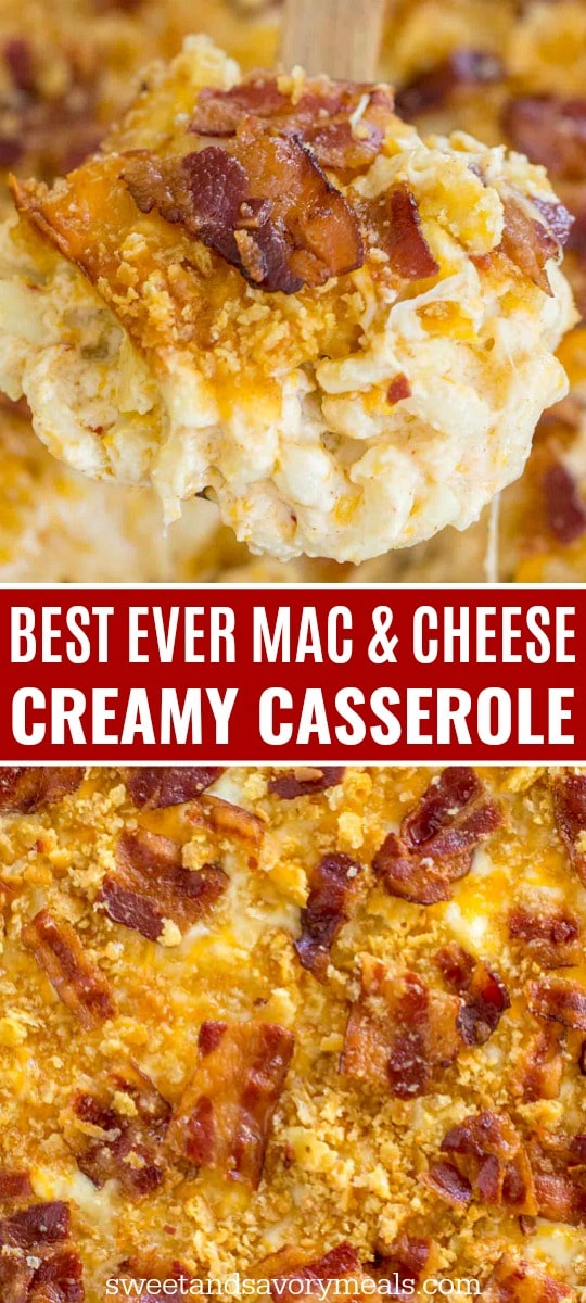 Mac and Cheese Casserole