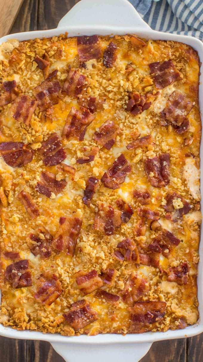 Mac and Cheese Casserole Recipe