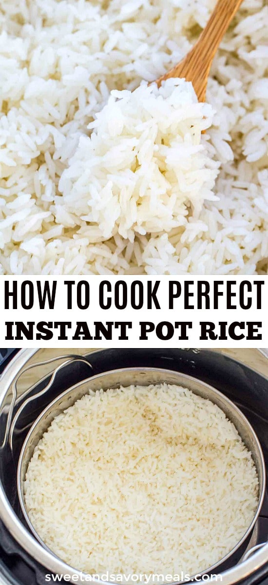 Best Rice in the Pressure Cooekr