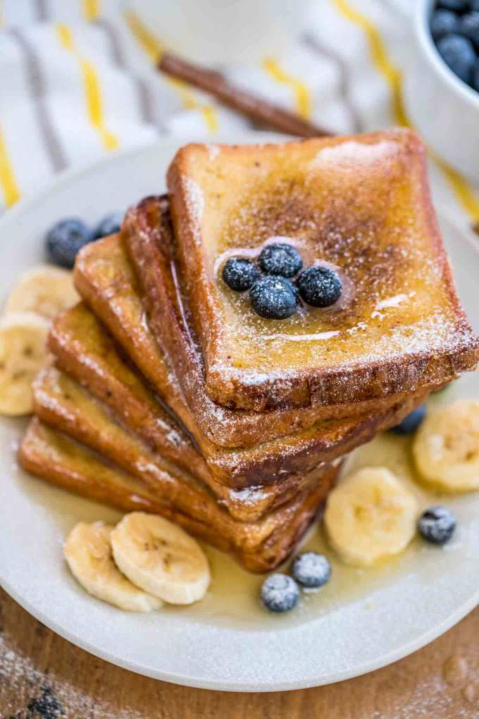 Easy Homemade French Toast