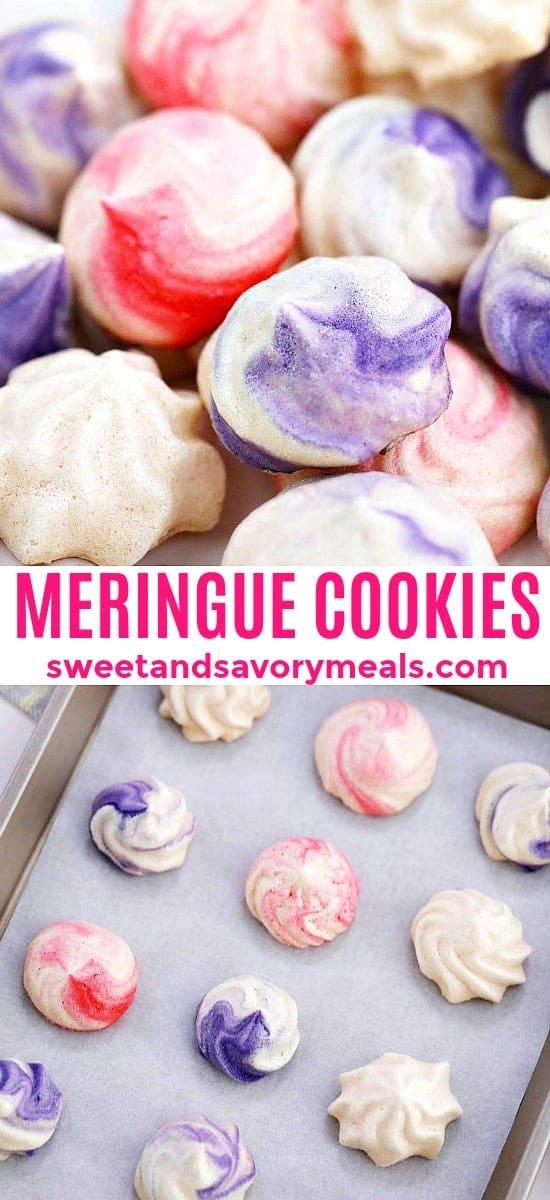 Meringue Cookies Recipe