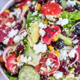 Best Mexican Salad