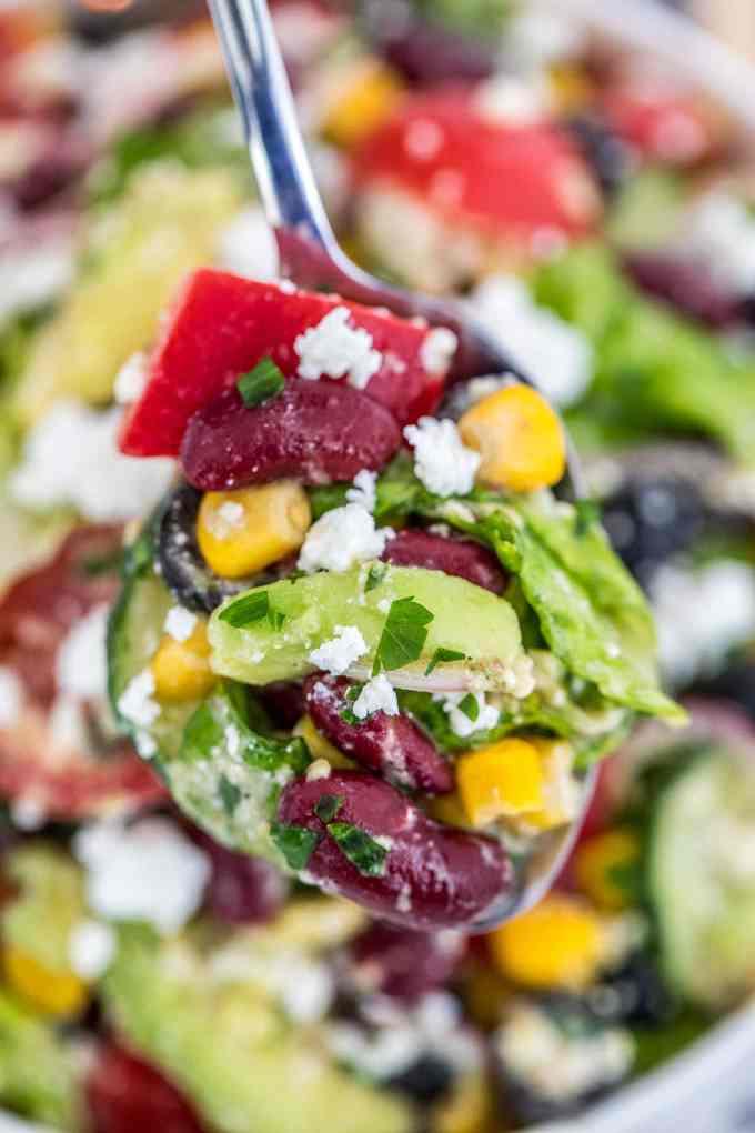 Best Mexican Salad Recipe