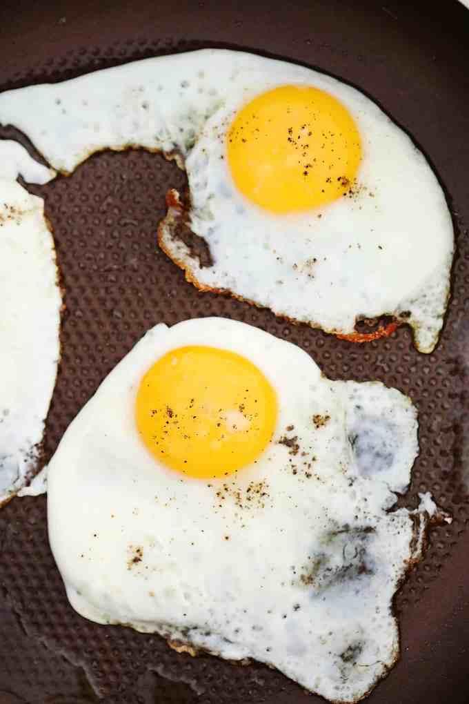 Fried Egg Recipe