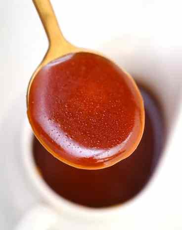 Keto Caramel Sauce