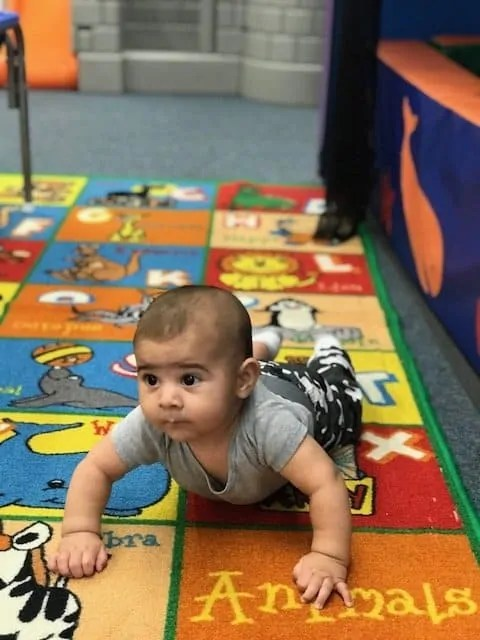 tommy at play place
