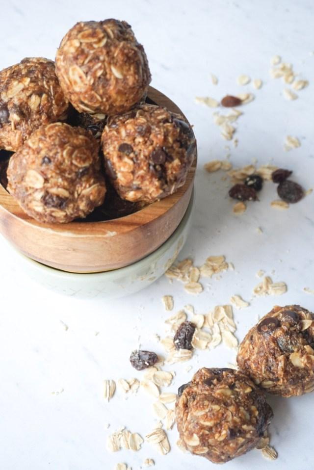 IMG 0856 - Healthy Chocolate Chip Cookie Dough Bites (Vegan, Paleo, Gluten-Free)