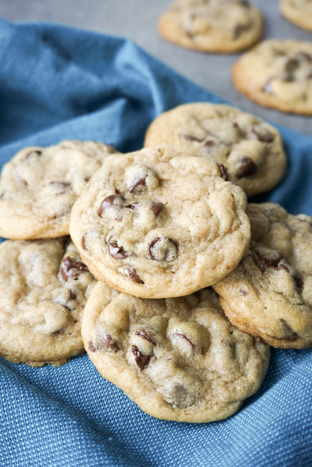The Best Chocolate Chip Cookies Recipe - Sweet and Strong