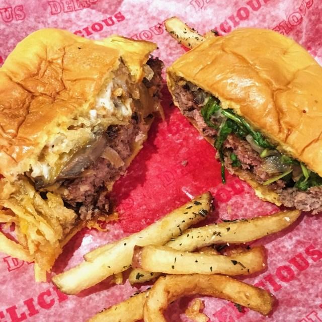 Good Stuff Eatery Burgers
