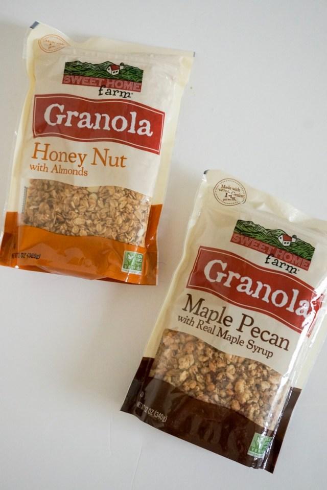 Sweethome Farm Granola