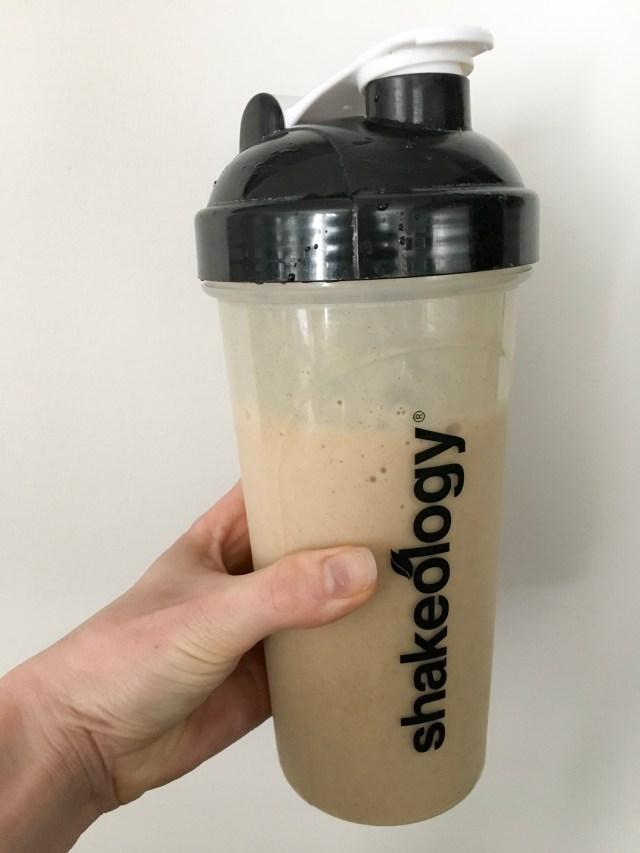 Vanilla Vegan Shakeology Protein Shake