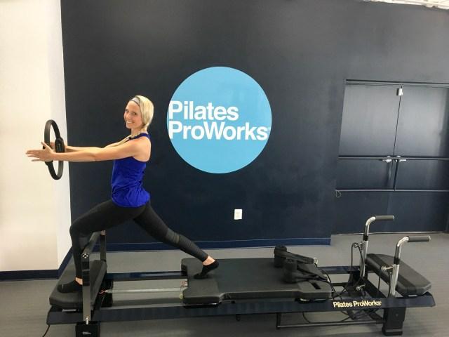 Pilates Pro Works Alexandria
