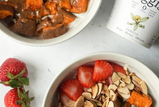 What I Ate Wednesday and a Siggi's Yogurt Giveaway