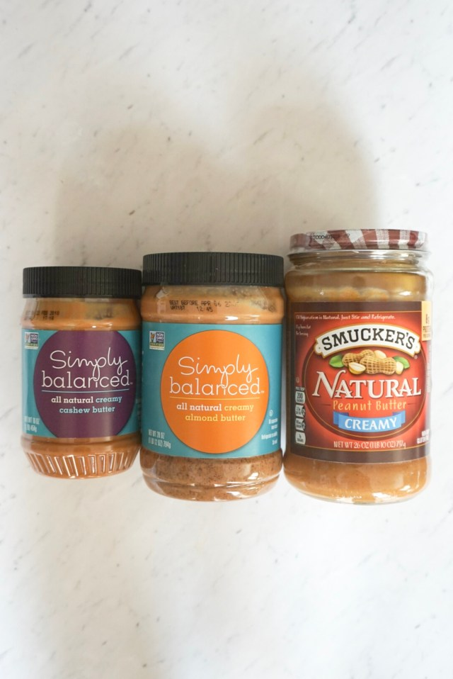 The Healthy Pantry Nut Butters