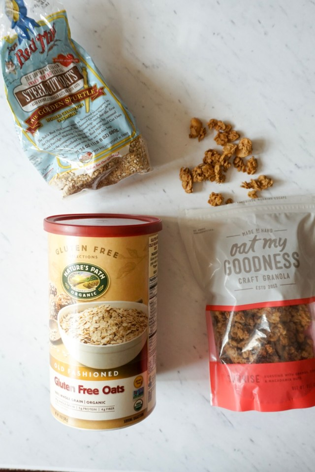 The Healthy Pantry Oats